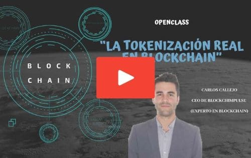 La Tokenizacin real en Blockchain